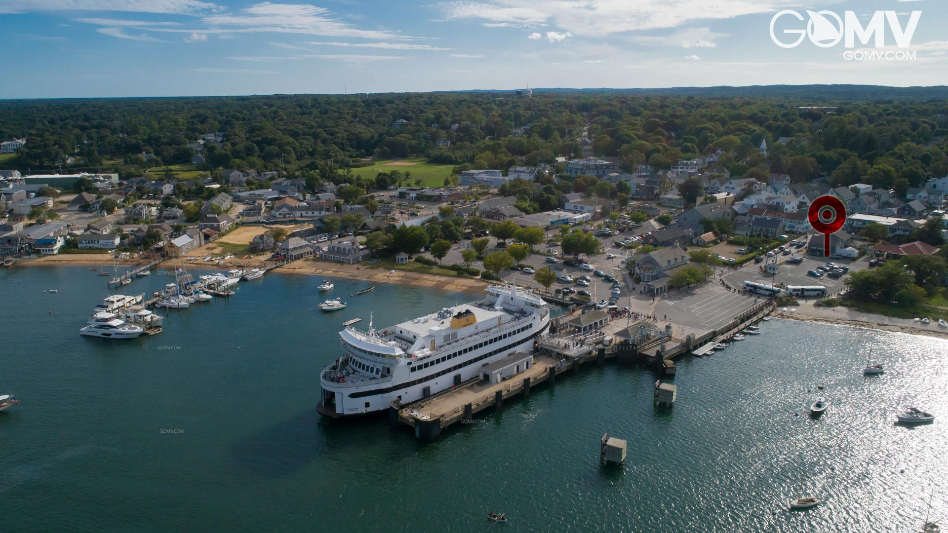 vineyard haven ferry webcam