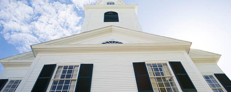church edgartown