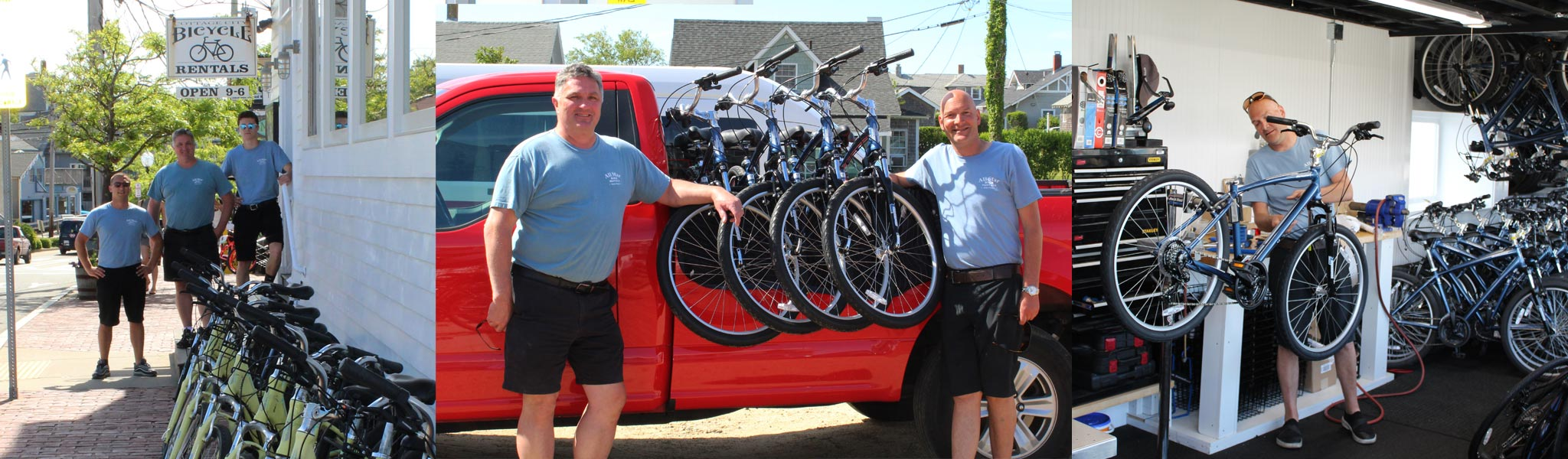oak bluffs bike rental