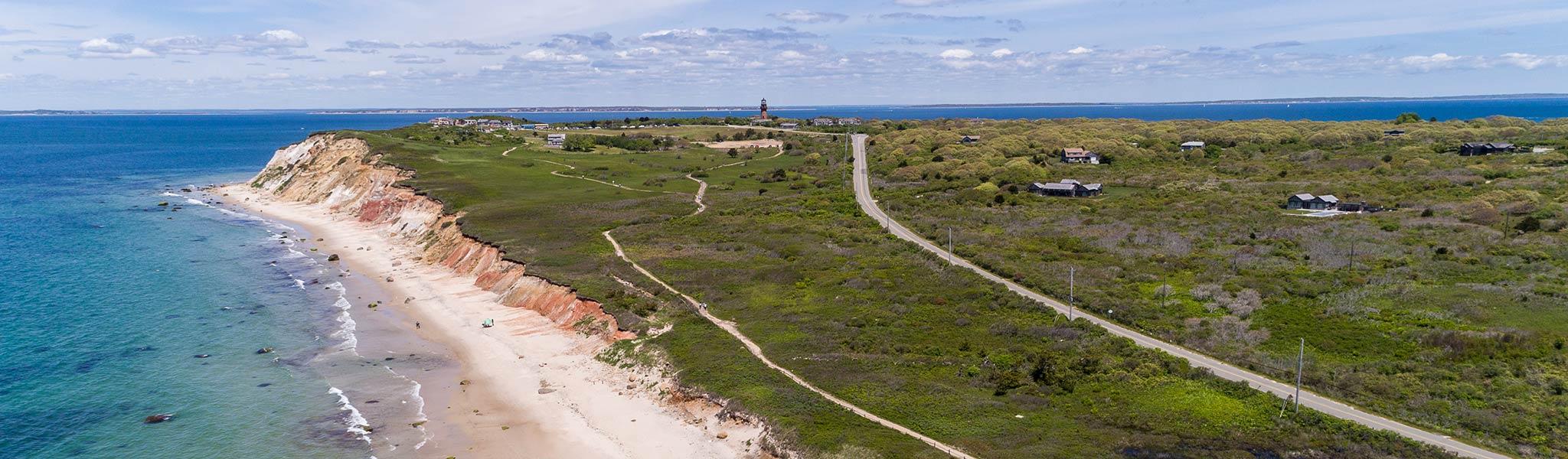 marthas vineyard up-island real estate homes