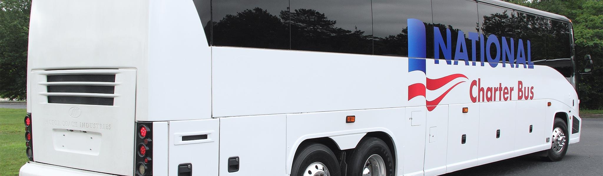 Northeast bus rentals