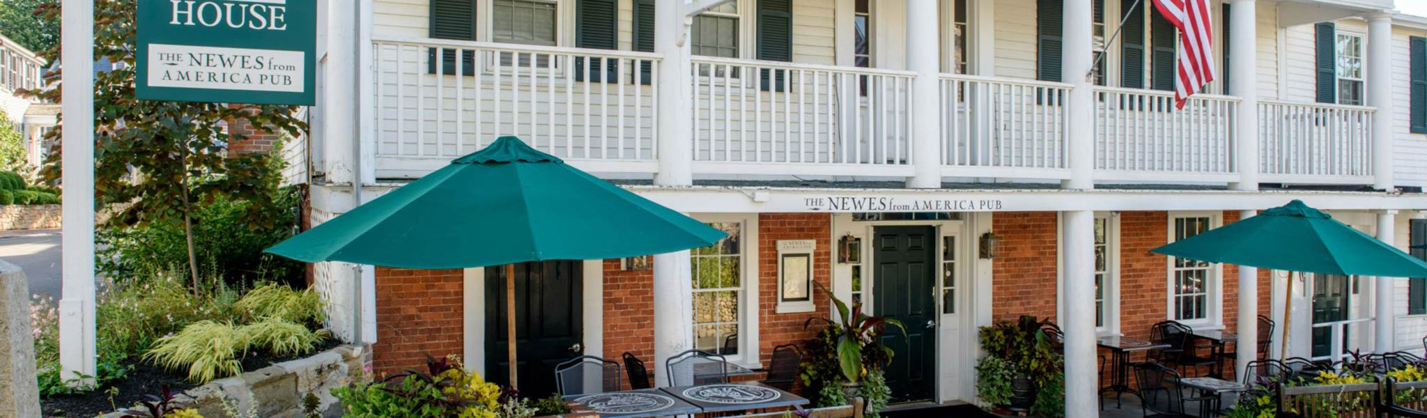 Newes From America edgartown restaurant