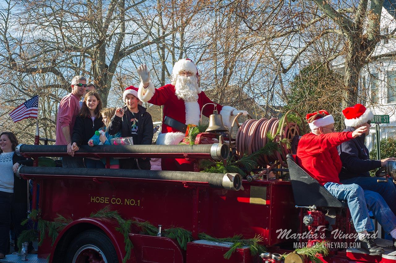 Christmas in Edgartown Events Calendar Schedule