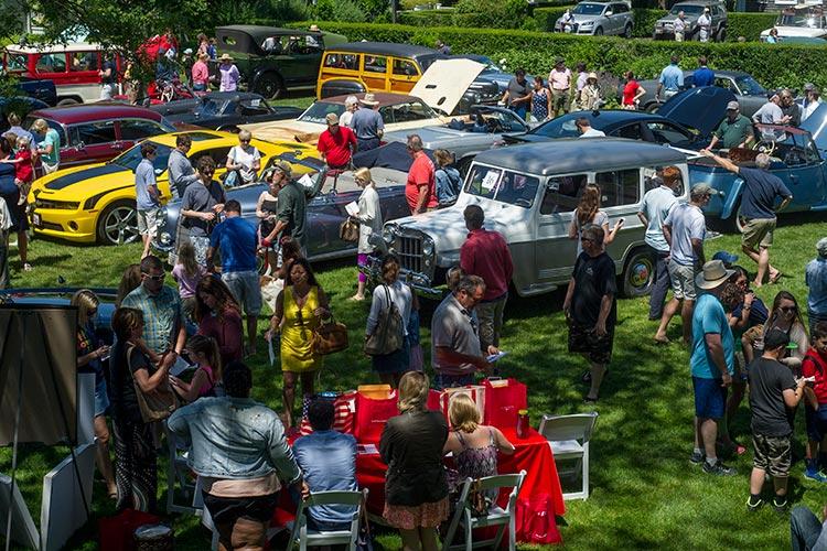 classic cars annual show