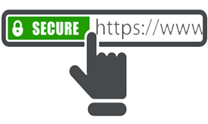 ssl web secured