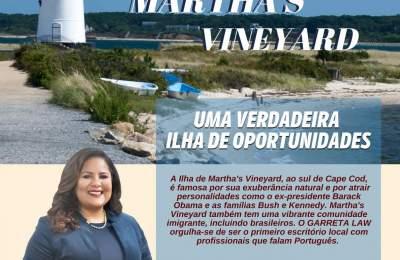 Garreta Law Martha's Vineyard