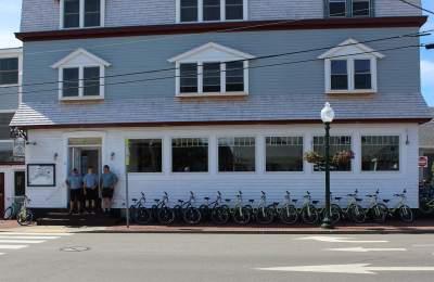 bikes rental shop