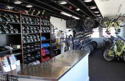 Martha's Vineyard bike shop