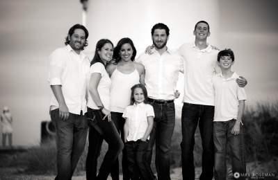 family portrait, Edgartown MA
