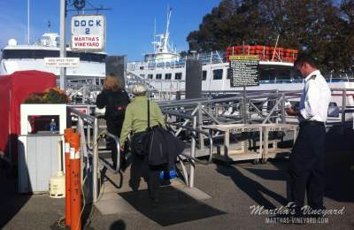 hyannis ferry to mv