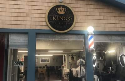 King's barber shop Vineyard Haven