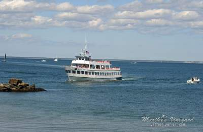ferry to oak bluffs