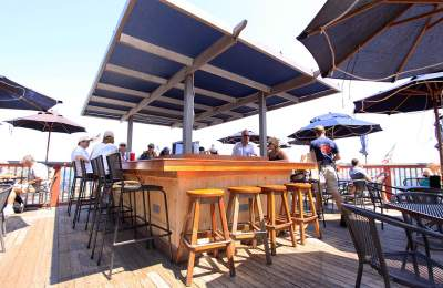 waterfront restaurant