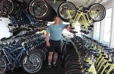 all star bike rental ob