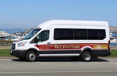 marthas vineyard group tours vans