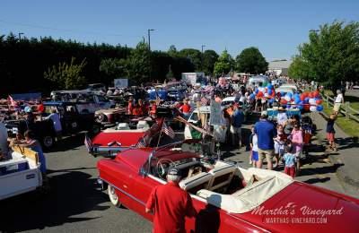 4th july parade floats