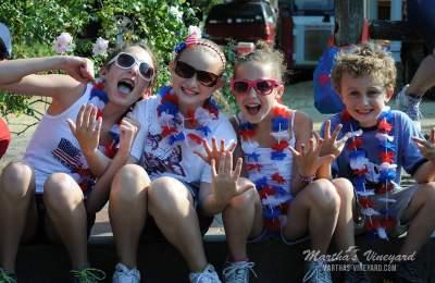 4th july kids