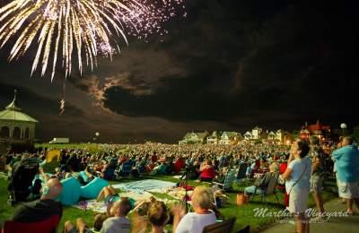 fireworks night ocean park